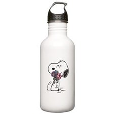 Springtime Snoopy Water Bottle