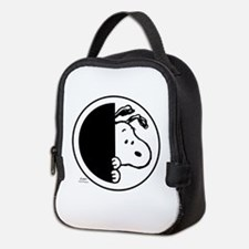 Sneaky Snoopy Neoprene Lunch Bag