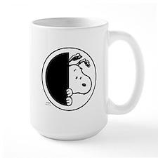 Sneaky Snoopy Coffee Mug