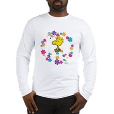 Woodstock Peace Long Sleeve T-Shirt