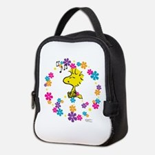Woodstock Peace Neoprene Lunch Bag