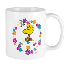 Woodstock Peace Mug
