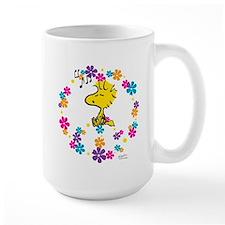 Woodstock Peace Mug
