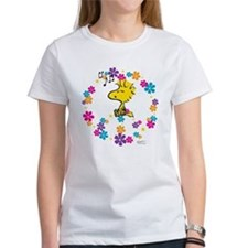 Woodstock Peace Tee