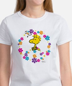 Woodstock Peace Women's T-Shirt