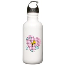 Valentine's Woodstock Water Bottle