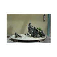 Bonsai Rectangle Magnet (10 pack)