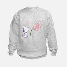 Snoopy Dandelion Sweatshirt