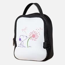 Snoopy Dandelion Neoprene Lunch Bag