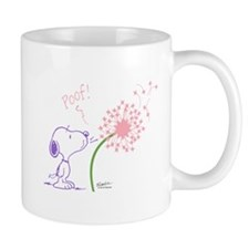 Snoopy Dandelion Mug