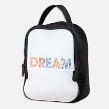 Snoopy Dream Neoprene Lunch Bag