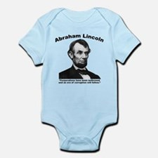 Lincoln: Corps Infant Bodysuit