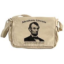 Lincoln: Corps Messenger Bag