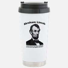 Lincoln: Corps Stainless Steel Travel Mug