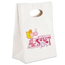 Sally Brown Canvas Lunch Tote