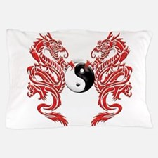 Dragons (W).png Pillow Case