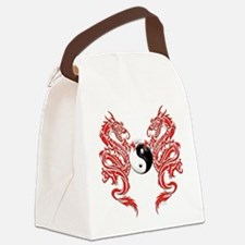 Dragons (W).png Canvas Lunch Bag