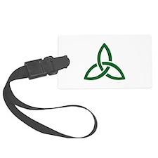 Celtic knot Luggage Tag