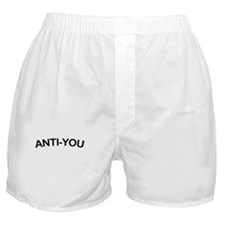 Anti-You Boxer Shorts