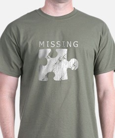 Missing Puzzle Piece T-Shirt