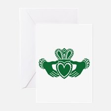 Celtic claddagh Greeting Cards (Pk of 10)