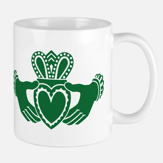 Celtic claddagh Mug