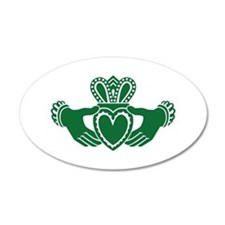 Celtic claddagh Wall Decal