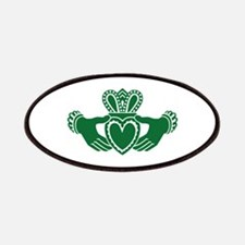 Celtic claddagh Patches