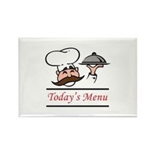 TODAYS MENU Magnets
