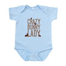 Crazy Bunny Lady Body Suit