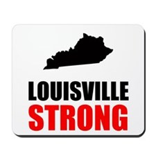 Louisville Strong Mousepad