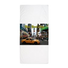 Stunning! New York City Pro photo Beach Towel