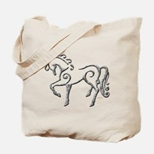 Celtic Horse Tote Bag