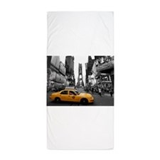 Times Square New York City - Pro photo Beach Towel