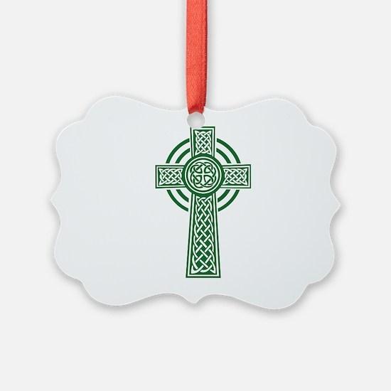Celtic cross Ornament