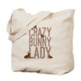 Rabbit Canvas Totes