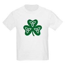 Shamrock celtic knot T-Shirt