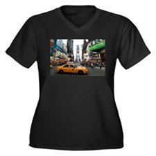 Times Square NYC Pro photo Plus Size T-Shirt