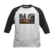007890 Times Square NYC 2013 Baseball Jersey