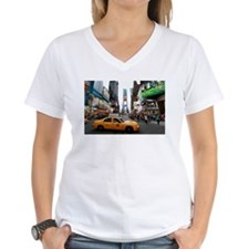 007890 Times Square NYC 2013 T-Shirt