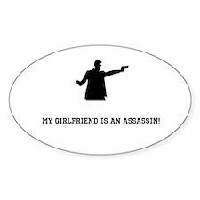 My Girlfriend is an Assassin! Decal