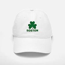 Boston shamrock Baseball Baseball Cap