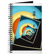 Spinning Disc Golf Baskets 1 Journal
