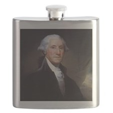 G. Washington Flask