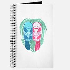 OTTER LOVE Journal