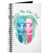 YOURE MY OTTER HALF Journal
