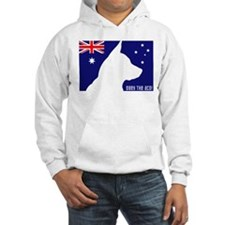 Funny Australian cattle dogs Hoodie