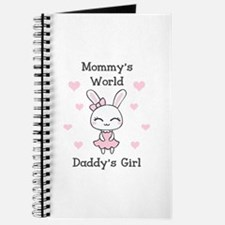MOMMYS WORLS DADDYS GIRL Journal