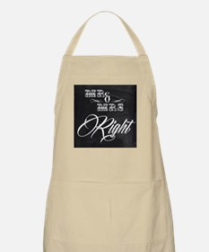 Mr And Mrs Apron