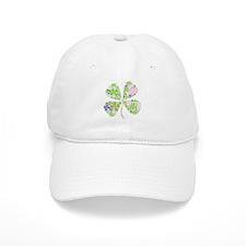Lucky Multi Four-Leaf Clover Baseball Cap